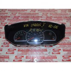 Kia Carens 02- benzyna licznik zegary 0K2GC55430