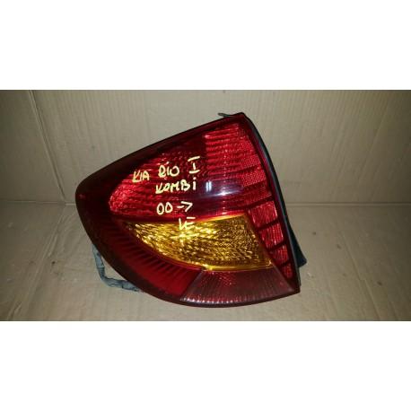 Kia Rio kombi 99-03 lampa tylna lewa