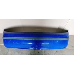 Skoda Fabia I HB 99- zderzak tylny niebieski